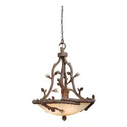 Vaxcel International Aspen 25In. Pendant Finish