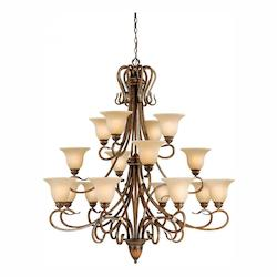 Vaxcel International Berkeley 16L Chandelier