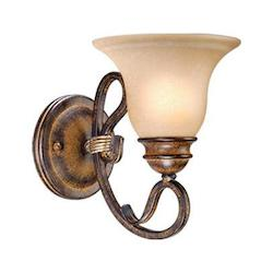 Vaxcel International Berkeley 1L Wall Light