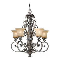 Vaxcel International Bellagio 5L Chandelier