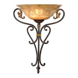 Vaxcel International Caesar 1L Wall Sconce