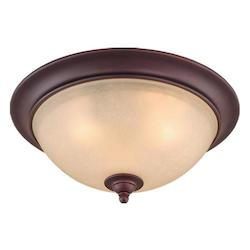 Vaxcel International Avalon 15In. Ceiling Light