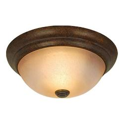 Vaxcel International 11In. Flushmount Ceiling Light