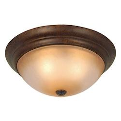 Vaxcel International 15In. Flushmount Ceiling Light