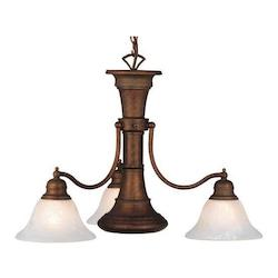 Vaxcel International Standford 4 Light Chandelier
