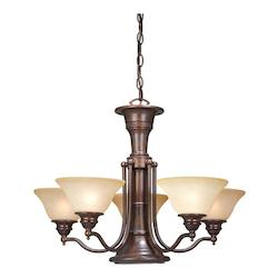 Vaxcel International Standford 6L Chandelier Rbz