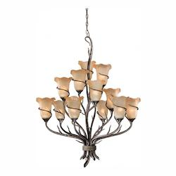 Vaxcel International Monterey 12L Chandelier