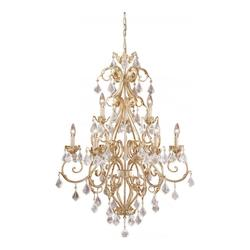 Vaxcel International Newcastle 9L Chandelier
