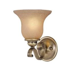 Vaxcel International Monrovia 1 Light Wall Light In
