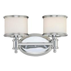 Vaxcel International Carlisle 2L Vanity Light