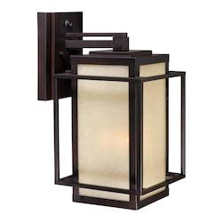 Vaxcel International Robie 9-1/2In. Outdoor Wall Light