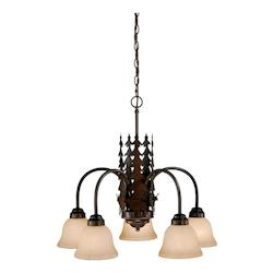 Vaxcel International Bryce 5L Chandelier