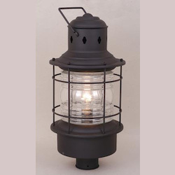 Vaxcel International Hyannis 10In. Outdoor Post Light