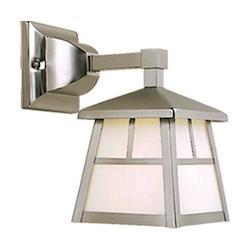 Vaxcel International Mission 6In. Outdoor Wall Light