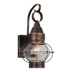 Vaxcel International Chatham 8In. Outdoor Wall Light