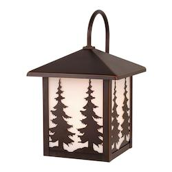 Vaxcel International Yosemite 8In. Outdoor Wall Light