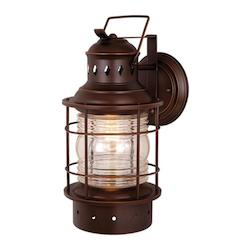 Vaxcel International Hyannis 8In. Outdoor Wall Light