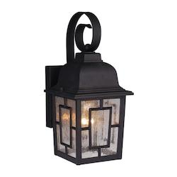 Vaxcel International Vista 6In. Outdoor Wall Light