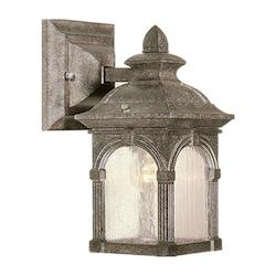 Vaxcel International Essex 5In. Outdoor Wall Light