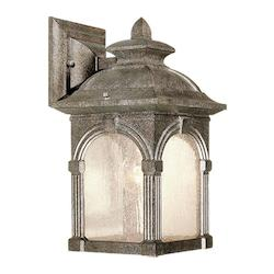 Vaxcel International Essex 7In. Outdoor Wall Light