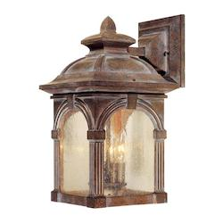 Vaxcel International Essex 9In. Outdoor Wall Light