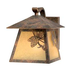 Vaxcel International Whitebark Outdoor Wall Light