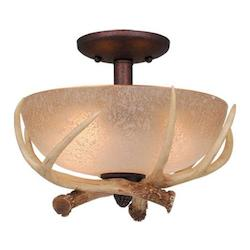 Vaxcel International Lodge Light Kit (Candelabra Bulbs)