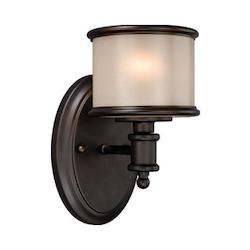 Vaxcel International Carlisle 1L Vanity Light
