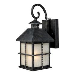Vaxcel International Savannah 6In. Outdoor Wall Light
