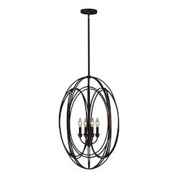 Vaxcel International Solstice 19-1/2In. Pendant