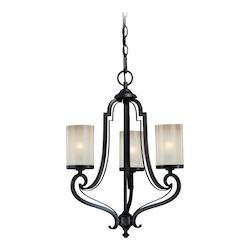 Vaxcel International Elba 3L Chandelier