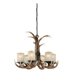 Vaxcel International Yoho 6L Chandelier