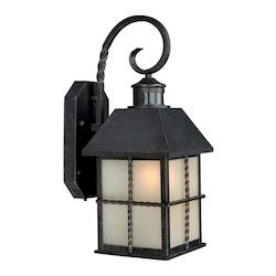 Vaxcel International Savannah 7In. Outdoor Smart Light