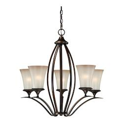 Vaxcel International Sonora 5L Chandelier