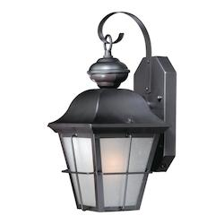 Vaxcel International New Haven 7 In. Outdoor Smart Light Oil Rubbed Bronze