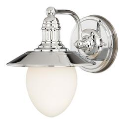Vaxcel International Marina Bay 1L Vanity Light