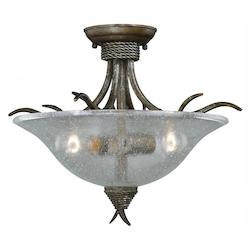 Vaxcel International Monterey 16-1/2In. Ceiling Light