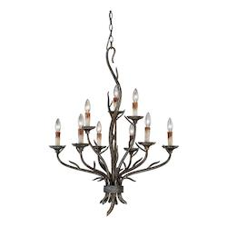 Vaxcel International Monterey 9L Chandelier