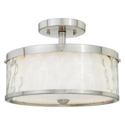 Vaxcel International Vilo 12In. Semi-Flush Ceiling Light