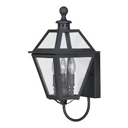 Vaxcel International Nottingham 9In. Outdoor Wall Light