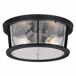 Vaxcel International Coventry 13In. Outdoor Flush Mount