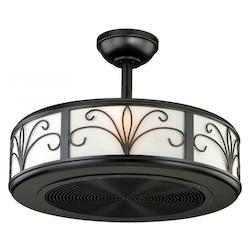 Vaxcel International Veranda 21In. Ceiling Fan