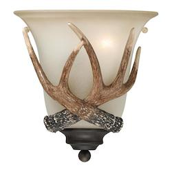 Vaxcel International Yoho 1L Wall Sconce