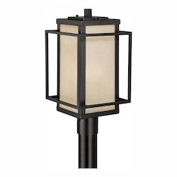 Vaxcel International Hyde Park 9.5In. Outdoor Post