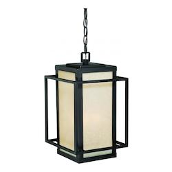 Vaxcel International Hyde Park 9.5In. Outdoor Pendant