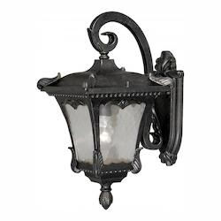 Vaxcel International Castile 8-5/8In. Outdoor Wall Light
