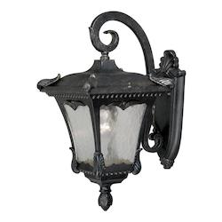 Vaxcel International Castile 11In. Outdoor Wall Light