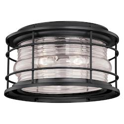 Vaxcel International Hyannis 12-5/8In. Outdoor Flush Mount
