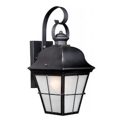 Vaxcel International New Haven 10In. Outdoor Wall Light