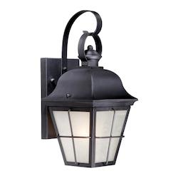Vaxcel International New Haven 8In. Outdoor Wall Light